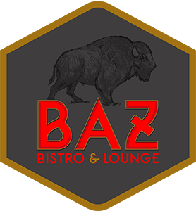 Baz Bistro and Lounge Logo